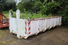 Roll-off container LAUDON # 733