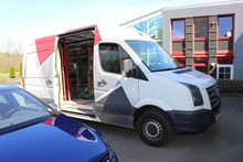Truck Closed Box VW Crafter 32