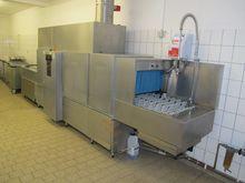 Belt transport dishwasher HOBAR