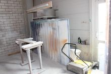 Paint extraction system SCHUKO