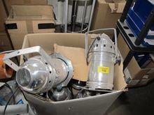 Studio headlights aluminum # 71