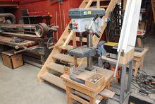 Table drilling machine OPTIMUM