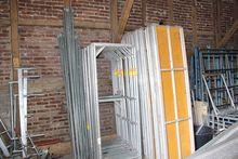 Aluminum facade framework HÜNNE