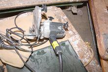 Hand surface milling machine EL
