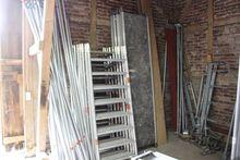 Aluminum facade frame LAYHER Un