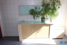 Wingspane cupboard beech / milk