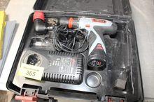 Cordless screwdriver KRESS 108A