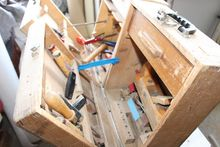 Carpentry Toolboxes # 74108