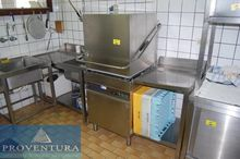 Continuous-flow dishwasher MULT