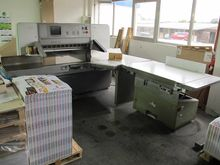Paper Cutting Machine POLAR MOH