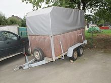 Used Car trailer BRE