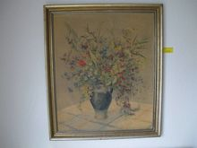 """""""Painting"""" """"flower"""" """""""" # 58437"""
