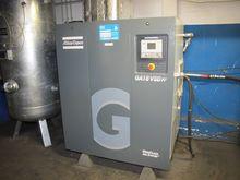Compressor room Druckluftanlage