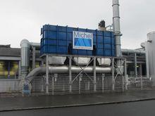 Regenerative thermal oxidiser /