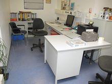 Desk group light gray # 59440