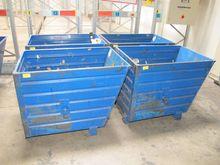 Bulk Container blue # 59468