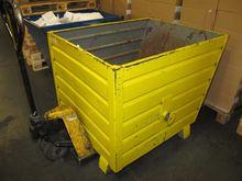 Bulk Container yellow # 59469