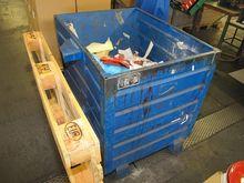 Bulk Container blue # 59471