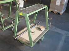 Pressure cylinder trolley # 594