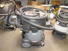 Industrial vacuum cleaners KÄRC