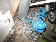 Chain hoists PFAFF # 59493