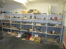Used Machine parts #