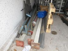 Steel beam approximately 300 cm