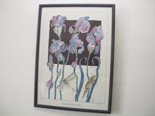 Mural framed # 59835