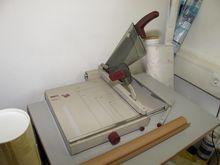 Paper cutter IDEAL 1038 A # 598
