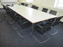 Conference table system # 59859