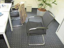 Cantilever chair SEDUS # 59884