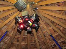 LED headlights AMERICAN DJ Nucl