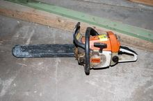 Used Petrol chainsaw