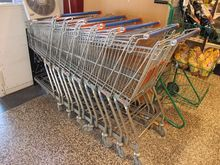 Shopping Cart WANZL # 62063