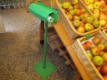 Plastic bag dispenser metal gre