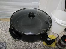 Electric cooker without Designa