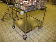 TROLLEY Stainless Steel # 62231