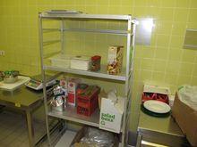 Cold rooms shelves HUPFER alumi