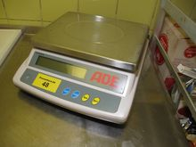 Bench scale ADE Charging # 6226