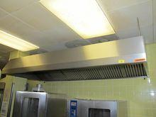Commercial cooker hood LANDGRAF