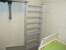 Used Cold shelf part
