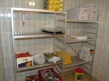 Cold rooms shelves HUPFER # 622