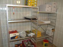 Cold rooms shelves HUPFER # 622
