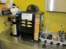 Hot-drinks machine N & W Global