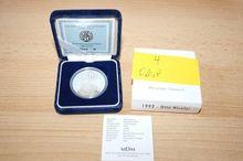 100 Schilling coin Otto Nicolai