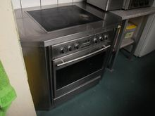 Electric stove stainless steel