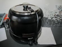 Electric stockpot BARTSCHER # 6
