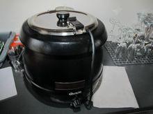 Electric stockpot BARTSCHER # 6