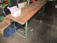 Beer Tent table # 62756