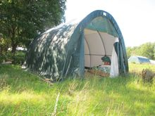 Tent-arched hall # 62829